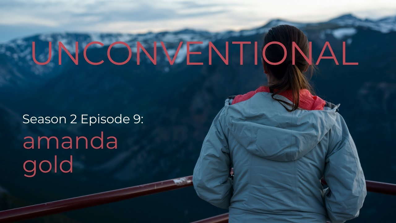 UNCONVENTIONAL Season 2 Episode 9: Amanda Gold