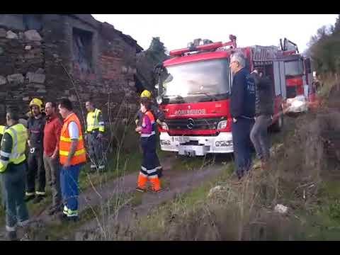 Un muerto tras un accidente de tractor en O Saviñao