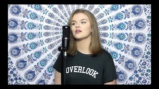 Marshmello - Silence Ft. Khalid (Cover by Serena Rutledge)