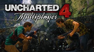 Uncharted 4 Multiplayer Episode 31: W MaD GaM3r