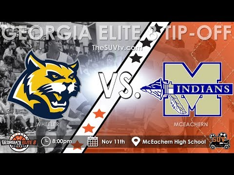 Georgia's Elite 8 Tip-Off Classic: McEachern vs. Wheeler
