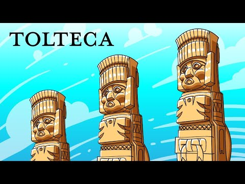Mexico Unexplained:  The Gigantic Atlantean Statues of the Toltecs