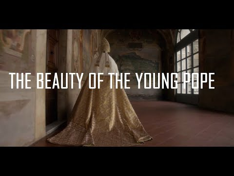 THE BEAUTY of THE YOUNG POPE [tribute]