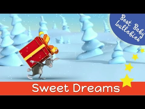 LULLABIES Christmas BABY MUSIC Jingle Bells Lyrics Baby Lullaby To Put a Baby To Sleep Bedtime Music