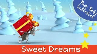 LULLABIES Christmas BABY MUSIC Jingle Bells Lyrics Baby Lullaby To Put a Baby To Sleep Bedtime Music