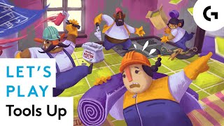 HAMMER TIME! - Let's play Tools Up!