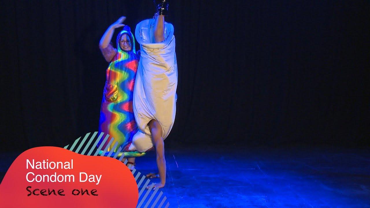 National Condom Day Promo Clip - Scene One