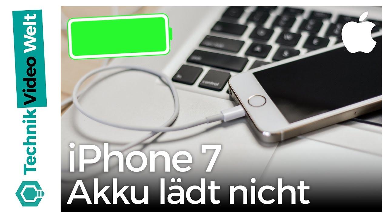 iphone lädt nicht mehr vollständig
