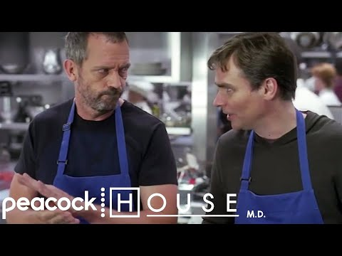 Cooking With House & Wilson | House M.D.