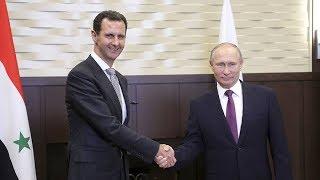 Assad, Putin meeting could mean end of Syrian war is close ‒ anti-war activist thumbnail