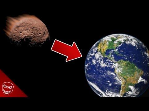 Monster Asteroid rast auf Erde zu? Doch stimmt das wirklich?