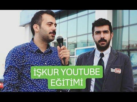 İŞKUR Youtuber Eğitimleri Başladı!