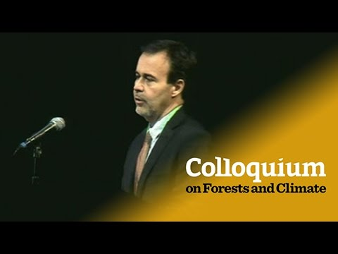 Colloquium on Forests & Climate: Eduardo Brondizio on evolutionary governance for land stewardship