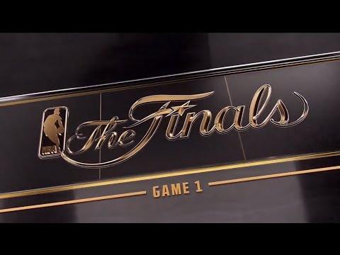 NBA On ABC Theme: 2017 NBA Finals Game 1