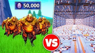 50000 ZOMBIES vs TRAPS (Breaking Creative)