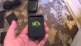 GPS Tracker TK102(, 2013-04-19T16:06:29.000Z)