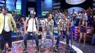 """Wilfrido Vargas """"El Baile del Perrito"""" en El Familión Nestlé (Trato Hecho) Ecuador"""