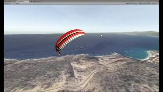 Improving Stall Physics Paraflysim - 3D Paragliding Simulator