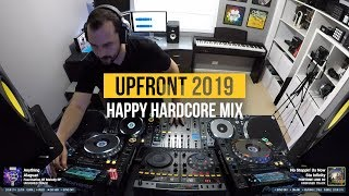 DJ Cotts - Upfront Happy Hardcore 2019 Mix