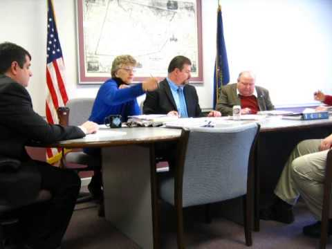 January 27, 2015 Wyoming County Commissioners Meeting