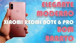 Xiaomi Redmi Note 6 Pro - Moderno, barato, desempenho de intermediário e ainda é bom de fotografia!