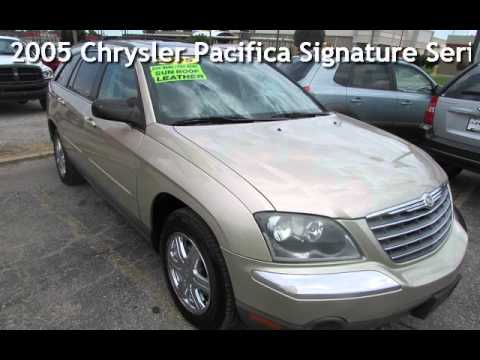 2005 chrysler pacifica signature series for sale in tulsa ok youtube. Black Bedroom Furniture Sets. Home Design Ideas