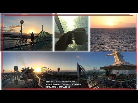 Cruise Vacation Trip to Bahamas- Muddana March2018