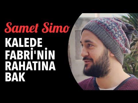 Gece Gölgenin Rahatına Bak - Beşiktaş Versiyon | Samet Simo Cover