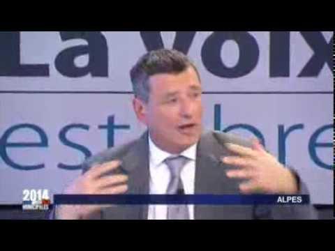 Municipales à Vienne en Isère : La Voix Est Libre sur France 3 Alpes