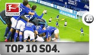 Top 10 Goals - FC Schalke 04 - 2015/16