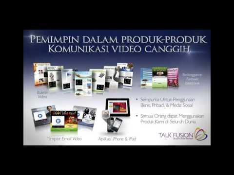 Presentasi Online Talk Fusion Indonesia - 081310246699