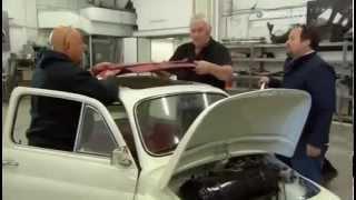 Новая жизнь ретро автомобилей: FIAT 500