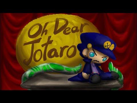 """""""O Dear Jotaro"""" A JoJo Song Parody By: Riverdude"""