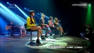 Gambar cover 中字HD] 130830 2NE1   Falling in love (Acoustic ver ) YooHeeYeol u0027s Sketchbook