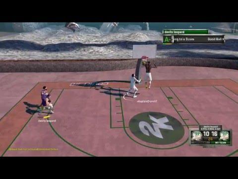 NBA 2K16 MyPark: Halfway To Legend!