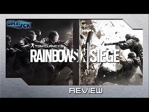 Rainbow Six Siege: Análisis / Review