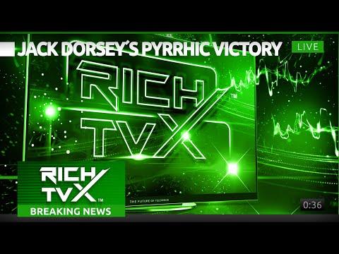 Jack Dorsey´s Pyrrhic Victory: Winning the Battle, Losing the War – Rich TVX News