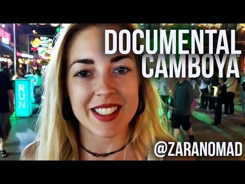CAMBOYA (DOCUMENTAL): SIEMP REAP, ANGKOR WAT, KOH RONG Y KAMPOT (ZaraNomad)