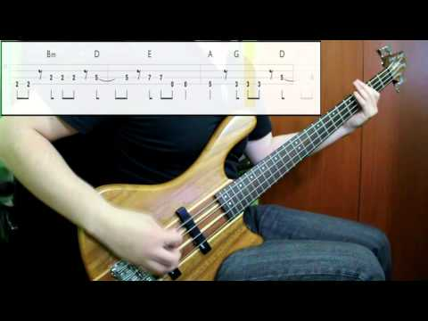 Thin Lizzy - Sarah (Bass Cover) (Play Along Tabs In Video) mp3