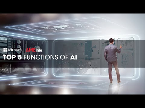 Top 5 AI Functions: How can companies reach AI Maturity?