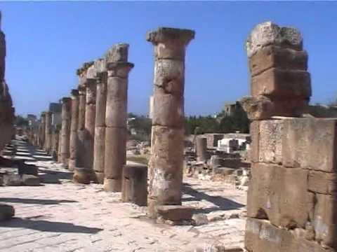 Tyr - ruiny rzymskiego miasta, Liban