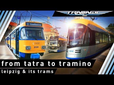 Von der Tatra zum Tramino – Leipzig & seine Straßenbahnen