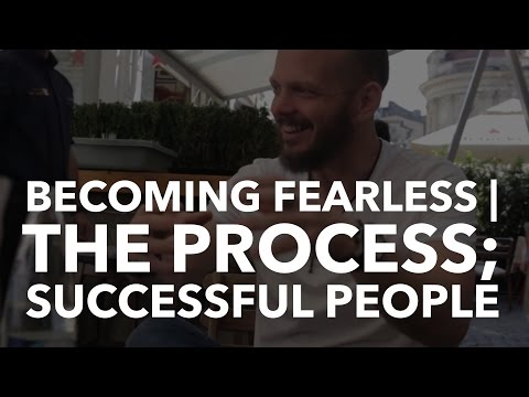 Brian Begin In Bucharest - Personal Development Growth, Successful People, Sales   Becoming FEARLESS