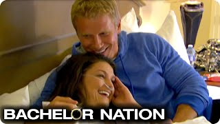 Sean Checks On Tierra After Accident | The Bachelor US