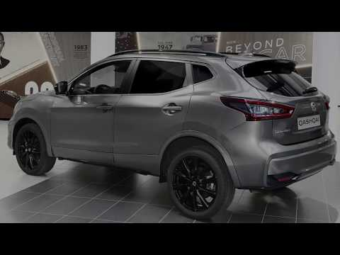 Nissan QASHQAI N-TEC Highlights