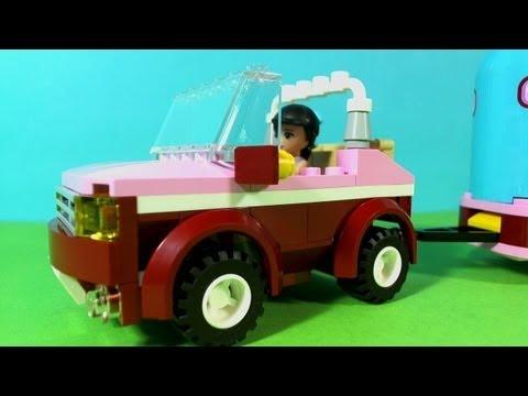 LEGO  HORSE TRAILER 3186