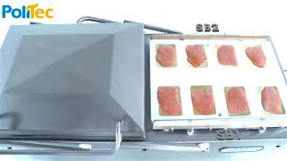 Machine sous vide double cloche Titan X950