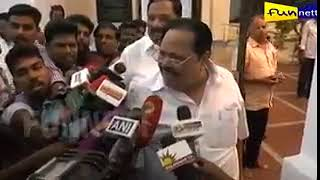 Tamil Beep DMK Duraimurugan speech mass comedy