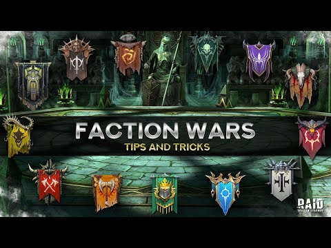 The Key to Success in Faction Wars I Raid Shadow Legends