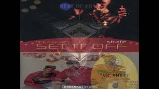 Set It Off - Strafe & Shake It - MC Shy D w/ Makida - Deja Vu [Sausee Psy Trance Mashup]